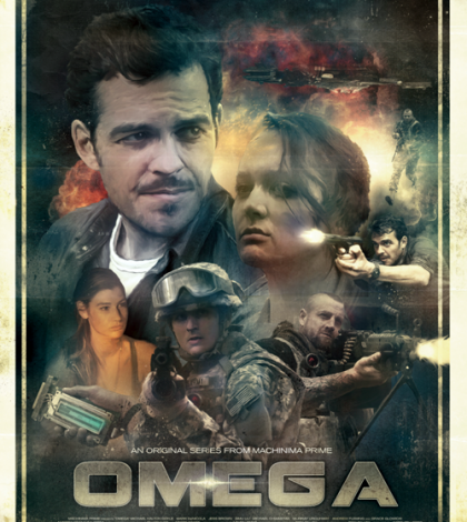 Omega, Machinima Prime's First Original Sci-Fi Drama Series, Launches Today