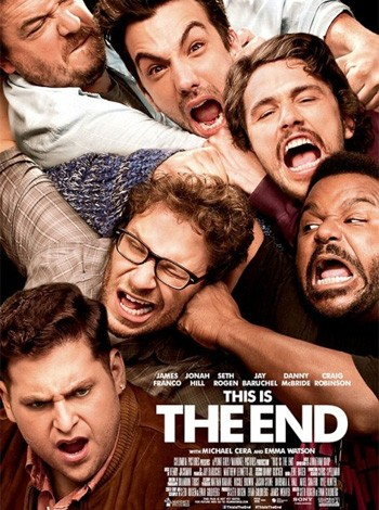 Official Red Band Trailer for This Is The End Released