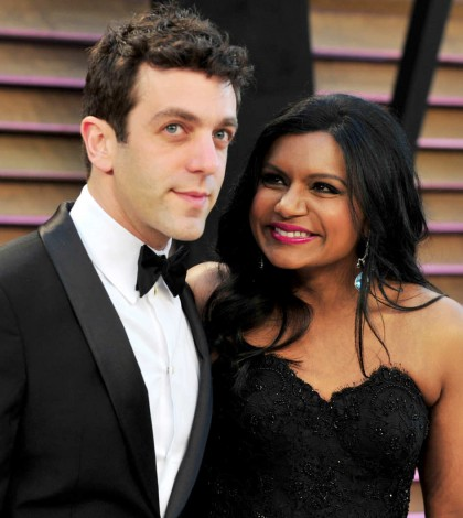 Mindy Kaling and B.J. Novak Co-Writing Book About Their Odd Relationship