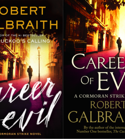 "J.K. Rowling Announces Next Book ""Career of Evil"""