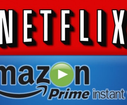 New Streaming For Netflix and Amazon Prime – September 2015