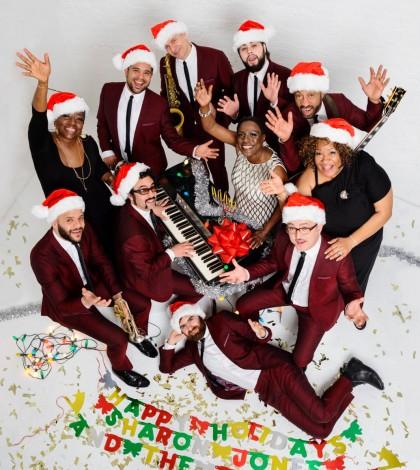 Sharon Jones & The Dap-Kings Announce Holiday Album