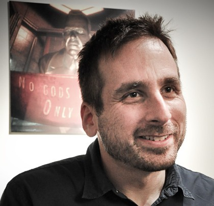 Ken Levine Talks Process of Developing Next Game