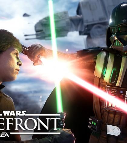 Watch the Newest Star Wars Battlefront Gameplay Trailer