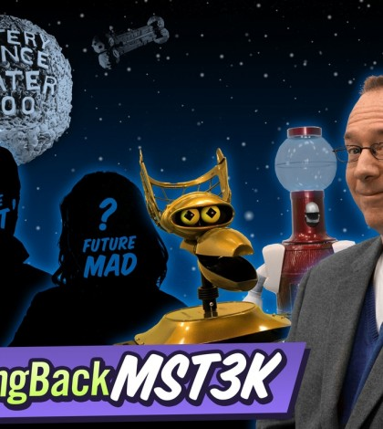 Mystery Science Theater 3000 Starts Kickstarter Campaign #BringBackMST3K