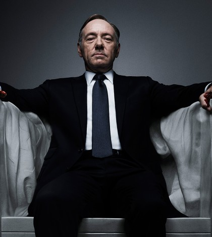 Frank Underwood Announces the House of Cards Return