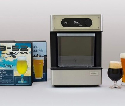 PicoBrew Lets You Brew Beers From Major Craft Breweries at Home