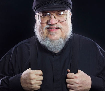 GRRM Has a New Twist for Winds of Winter that Won't Be in the TV Show