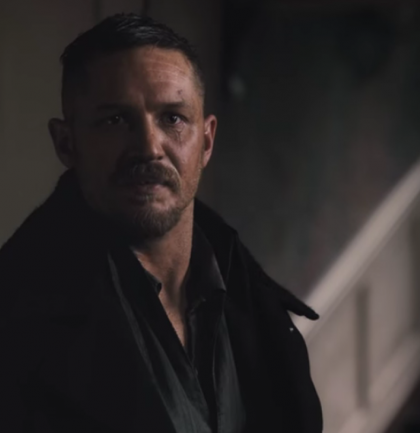 First Look At Ridley Scott's New Series Taboo, Starring Tom Hardy