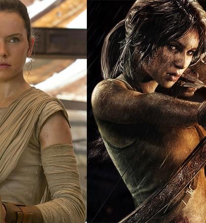 Daisy Ridley May Be the Next Lara Croft