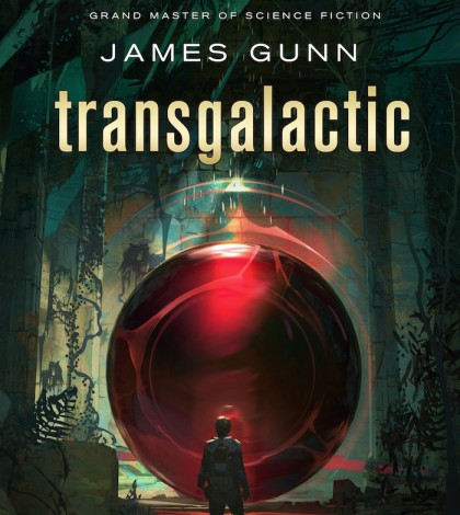 James Gunn's TRANSGALACTIC Now on Sale!