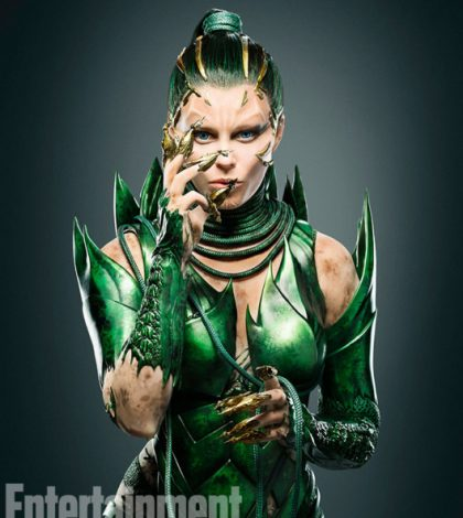 See the First Photo of Elizabeth Banks as Rita Repulsa in Power Rangers Movie