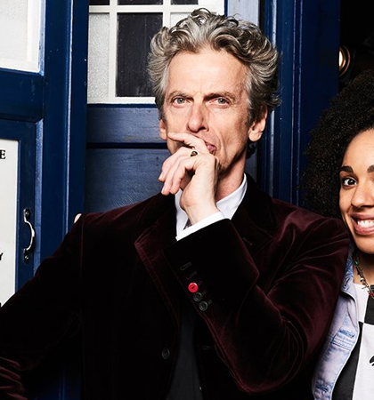 Pearl Mackie Announced as The Doctor's New Companion