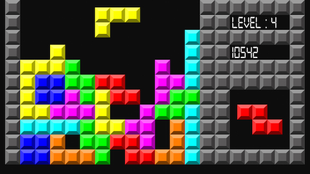 Tetris Main
