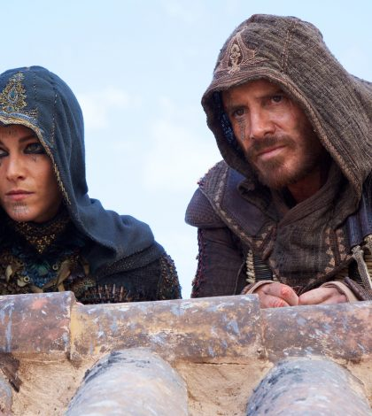 Michael Fassbender in the First Assassin's Creed Trailer