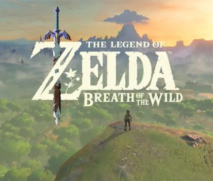 Watch the New The Legend of Zelda: Breath of the Wild Trailer