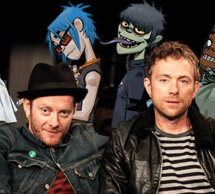 "New Gorillaz Album ""Should Be Ready Fairly Soon"""