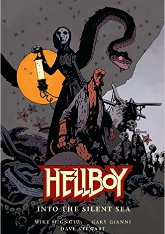 Dark Horse to Release New Hellboy Graphic Novel