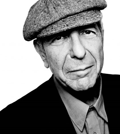 "Leonard Cohen Announces New Album ""You Want It Darker"""