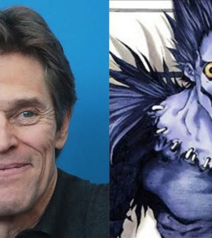 Willem Dafoe Will Voice Ryuk the Shinigami in Netflix's Death Note