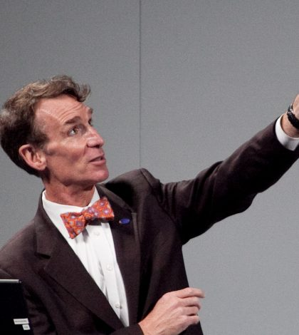 Netflix Is Giving Bill Nye a Talk Show!