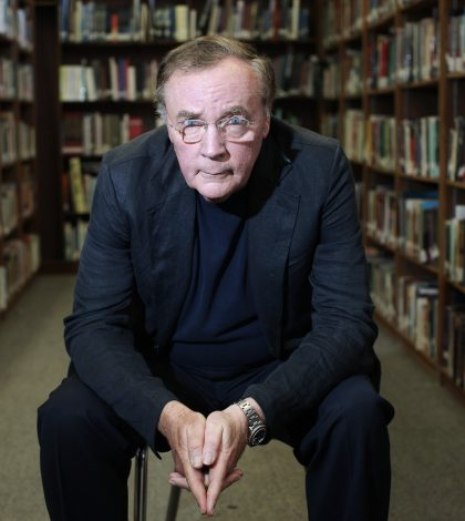 James Patterson Cancels Release of The Murder of Stephen King